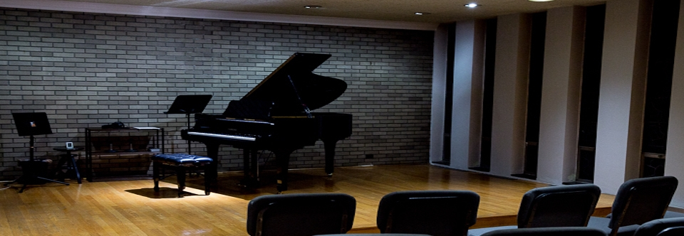 Piano Recital Room